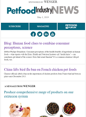 Petfood Industry News thumb