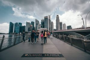 singapore jubilee bridge