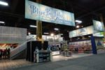 Blue Buffalo booth at Superzoo Las Vegas 2015