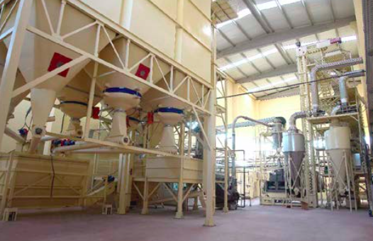 Lider pet food plant in Turkey