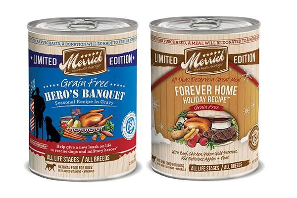 Merrick Dog Food Company Sold