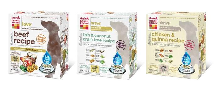 The Honest Kitchen Expanding In Dehydrated Pet Food