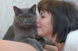 woman-with-gray-cat
