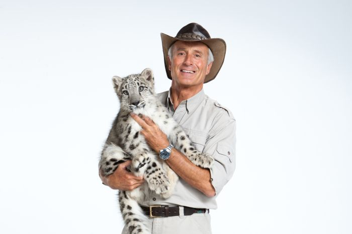 Jack Hanna, zookeeper, appreciates pet meals trade assist