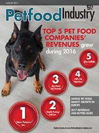 petfood industry august 2017