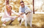 Happy-dog-with-family