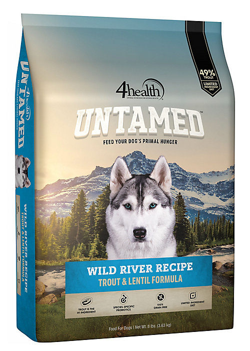 4health Puppy Food >> Tractor Supply 4health Untamed Dog And Cat Food