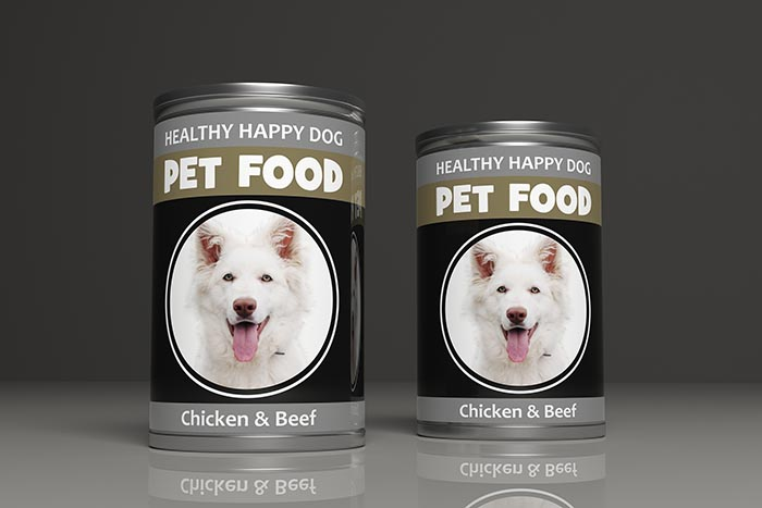 Happy-healthy-dog-food-cans