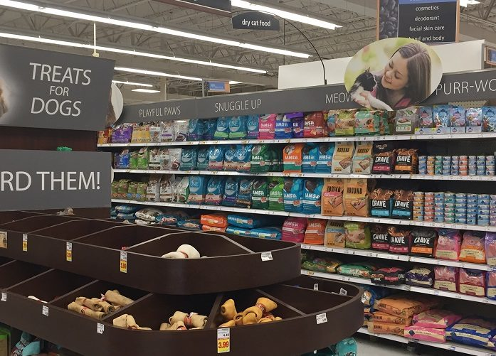 Grocery-store-pet-food
