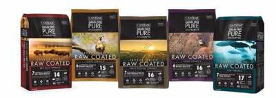 CANIDAE-Grain-Free-PURE-Ancestral-Raw-Coated-Dog-Food-Formulas