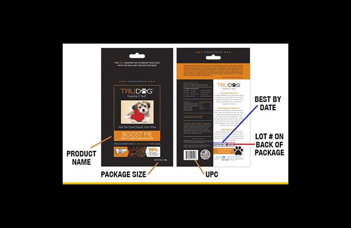 TruPet remembers beef pet food topper for Salmonella