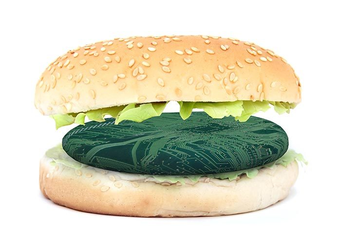 electronic-sandwich-synthetic-meat
