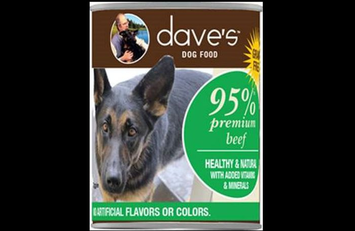 Dave's Pet Meals recollects pet food for thyroid hormone