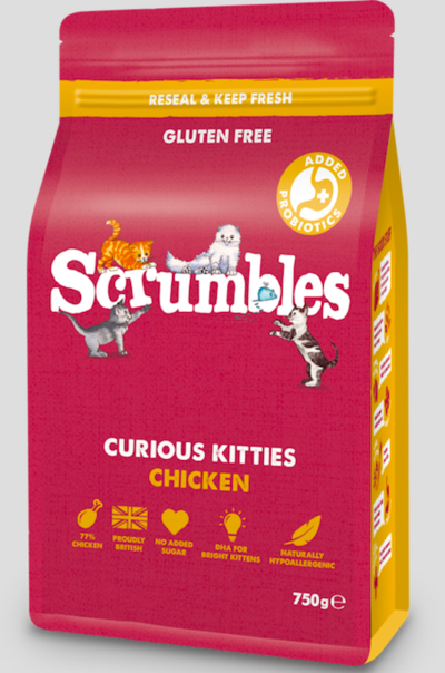 Scrumbles-curious-kittens-chicken