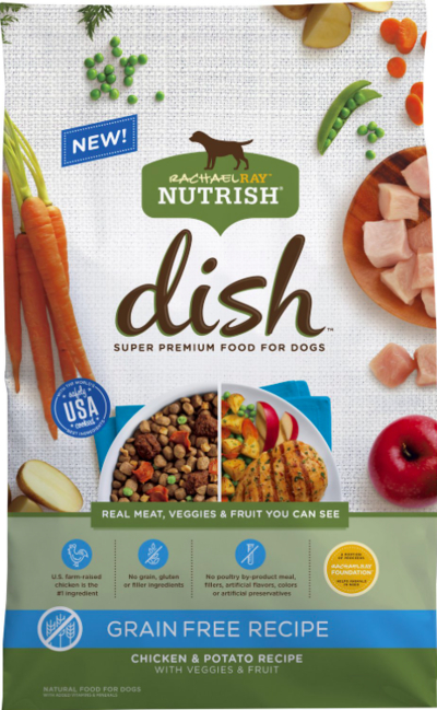 Rachael-Ray-Nutrish-Dish-Natural-Grain-Free Dry-Dog-Food