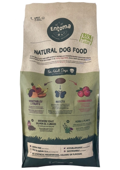 Entoma-Petfood-Natural-dog-food