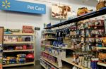 walmart pet aisle