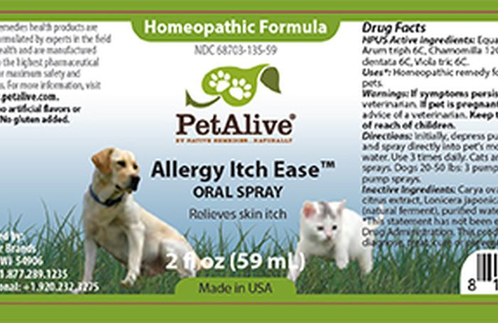 Silver Star Manufacturers remembers two pet merchandise for microbes