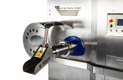 Prospection-Solutions-Eliminator-S5000/S2000-grinder