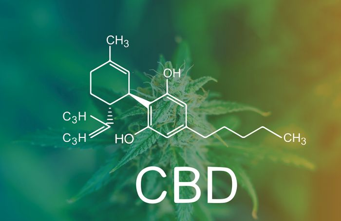 cbd chemical makeup