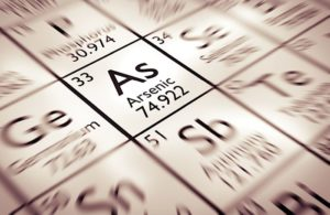 Arsenic periodic element