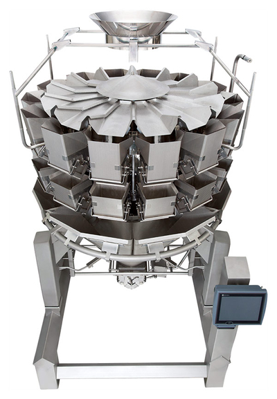 Heat-and-Control-Ishida-Multi-head-Weighers