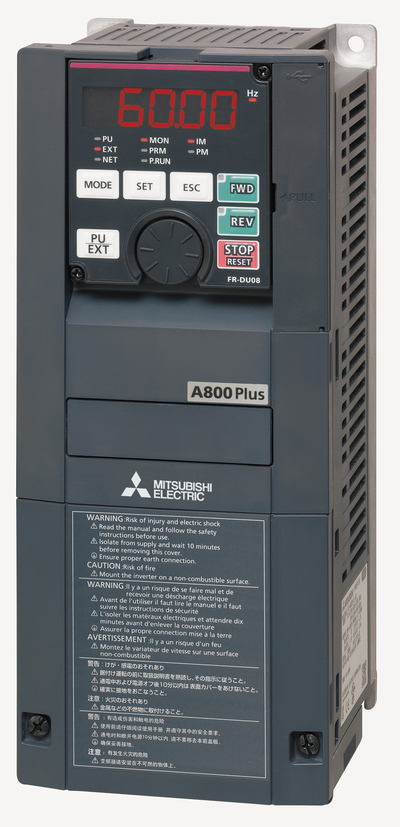 Mitsubishi-Electric-FR-A800-R2R-Series-of-Variable-Frequency-Drives-(VFD)
