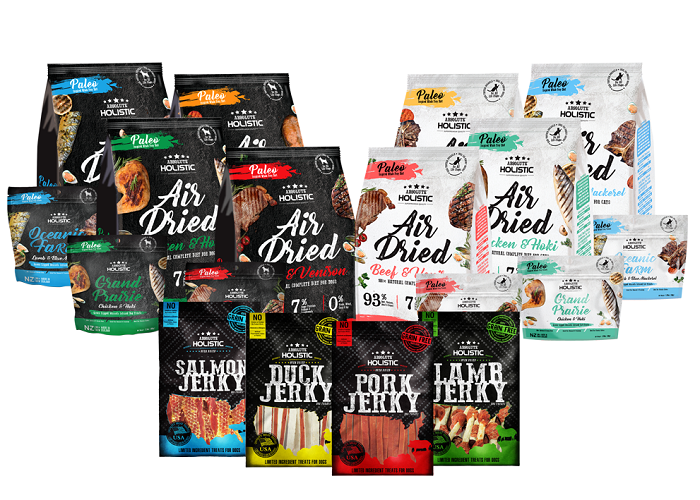 Air-dried-pet-food