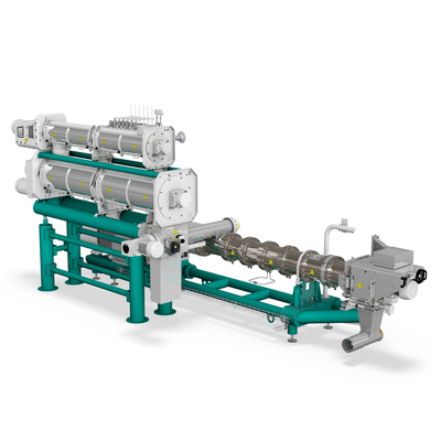 Bühler-Inc.-PolyOne-single-screw-extruder