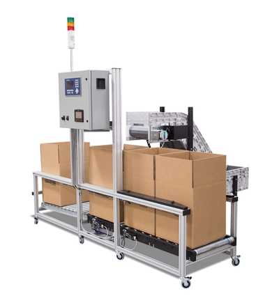 Dynamic-Conveyor-Corp.-In-Line-Box-Filling-System