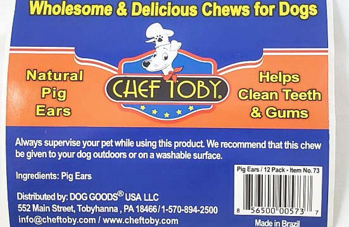 Chef-toby-recall-pig-ears