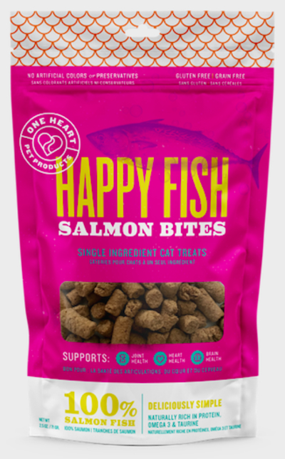 One-Heart-Pet-Products-Happy-Fish-cat-treats-and-Good-Catch-dog-treats