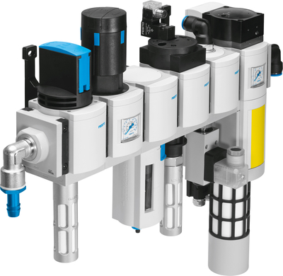 Festo-MS-Series-compressed-air-preparation-units