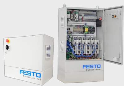 Festo-Motion-Control-Package