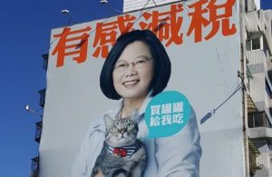 taiwan-president-cat-billboard
