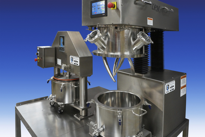 Charles-Ross-&-Son-Co.-Double-Planetary-Mixer-&-Discharge-System-model-DPM/DS-4S