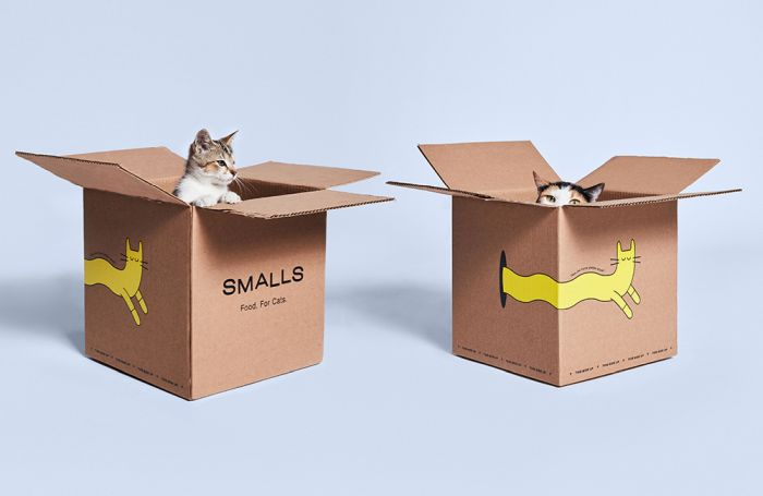 Smalls takes cat-first approach to customized pet food