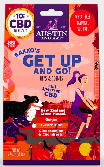 Austin-and-Kat-Bakko's-Get-Up-and-Go!-CBD-dog-biscuits