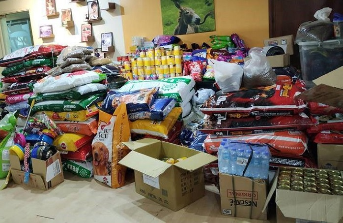 Taal-pet-food-donations