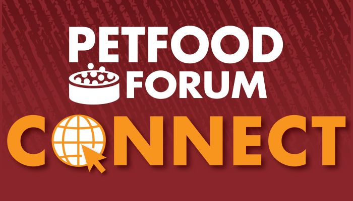 Petfood Forum CONNECT logo