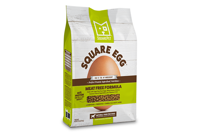 SquarePet-SquareEgg-dog-food