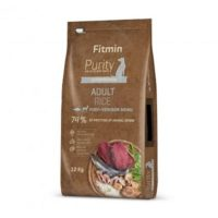 Fitmin Purity rice, fish and venison adult dog food.jpg