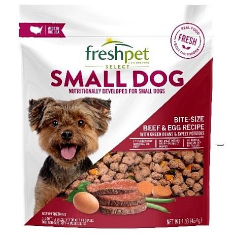 Freshpet recalls one lot of dog food for Salmonella