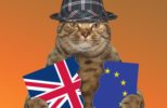 cat-Britain-flag