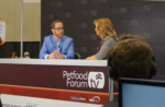 Dr. Ryan Yamka, senior vice president of research and development, quality assurance and regulatory affairs at Blue Buffalo, speaks with Petfood Forum TV at Petfood Forum in Kansas City, Missouri.