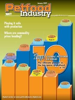 January 2009 Petfood Industry magazine