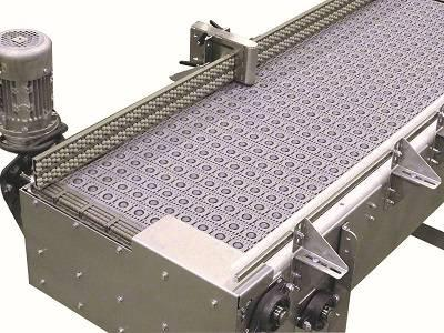 Modular conveyor express intralox activated roller belt for Express modular pricing