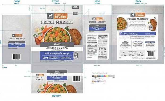 Wet Noses Simply Nourish dog food recalled for Vitamin D
