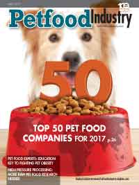 May 2017 Petfood Industry