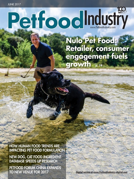petfood industry june 2017